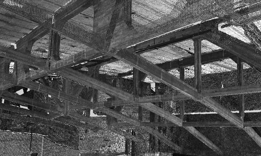 Rilievo di strutture architettoniche