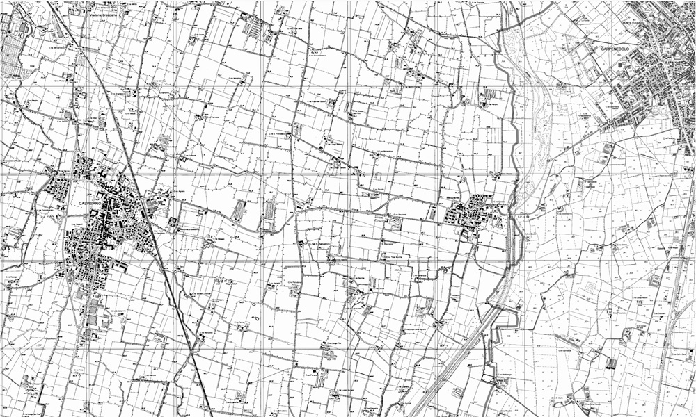Regional Technical Map 1: 10.000
