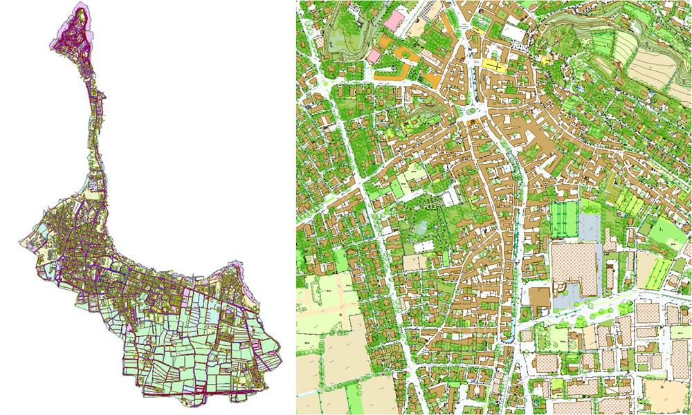 Creazione Database Topografici