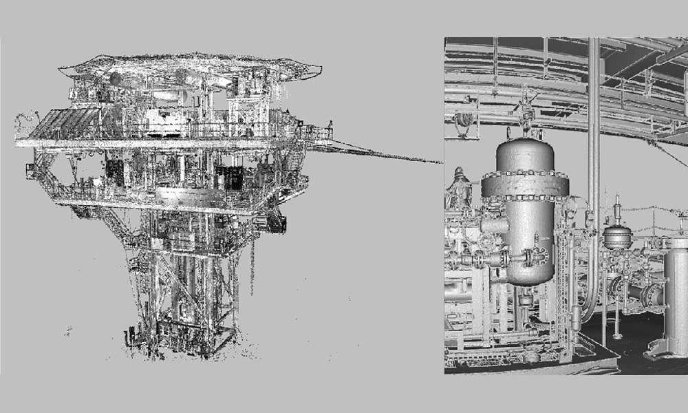 Control structures for offshore disposal