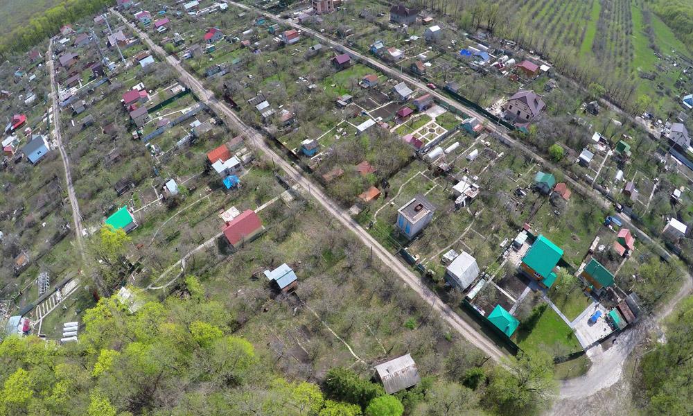 Aerial Photogrammetric Surveys