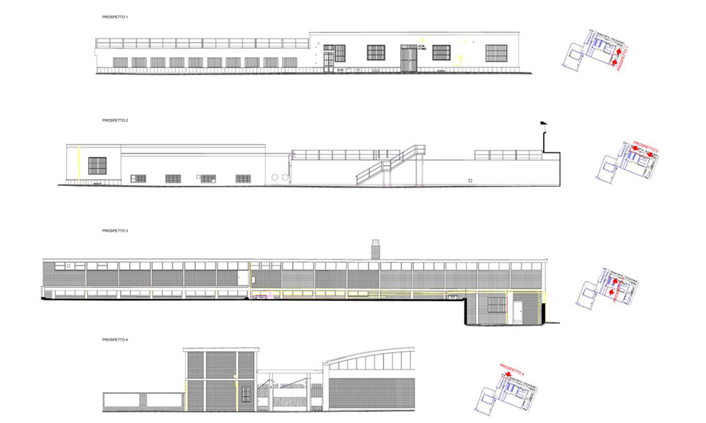 Processed 2D drafting and 3D according to requirements of the Customer